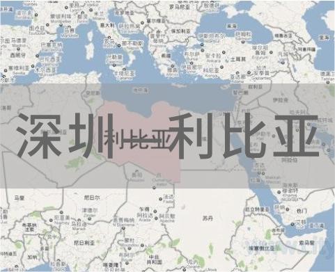 深圳—利比亚